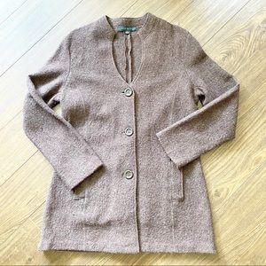 Harve Bernard Wool Coat